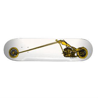 Size Matters - Chopper Skateboard
