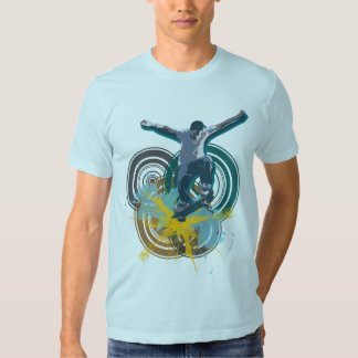 Sk8 Boarder Men's Shirts