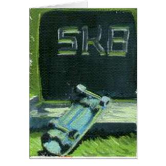 Sk8 or Die Greeting Card