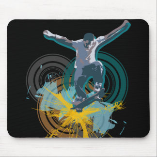 Sk8boarder Mousepad
