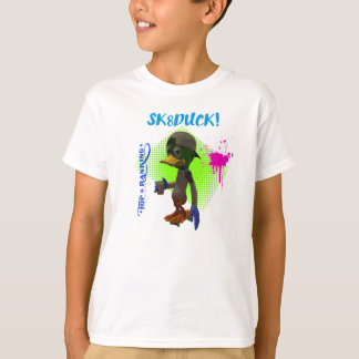 SK8DUCK! #003 Kid's T T-Shirt