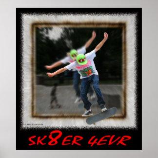 SK8ER 4VR POSTER