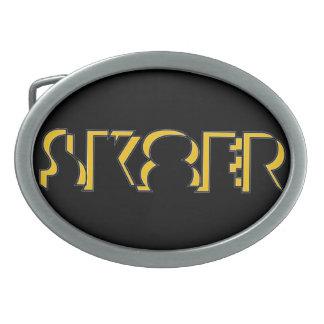 Sk8er Belt Buckle