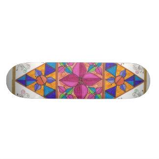Sk8er Geometry Art Sk8Board Skate Decks