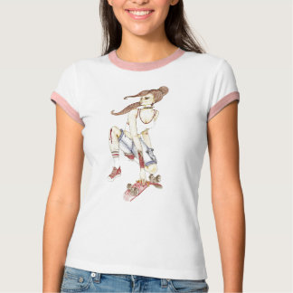 sk8er girl T T-Shirt