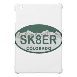 sk8er license oval iPad mini cases