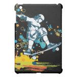 sk8er skateboarder vector iPad mini cover