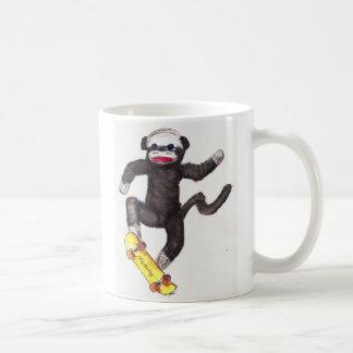 sk8monkey coffee mug
