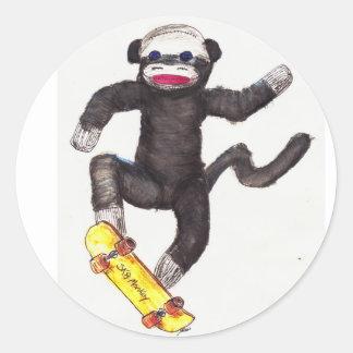 sk8monkey sticker