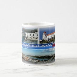 SK Slovakia - Bratislava - Coffee Mug