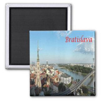 SK - Slovakia - Bratislava Magnet