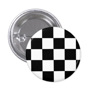 Ska Checks 3 Cm Round Badge