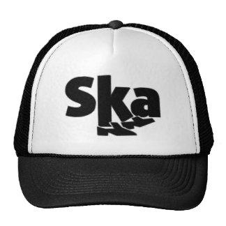 SKA Dancing Feet Trucker Hats