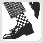 Ska Feet for your Scooter Sticker