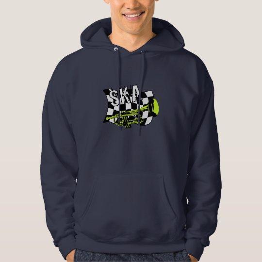 Ska flag hoodie