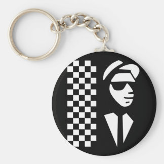 Ska Key Ring