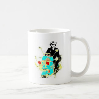 Ska On A Scoot Coffee Mug