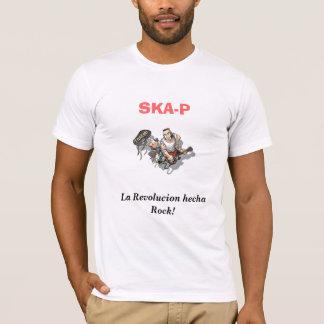 SKA-P, La Revolucion hecha Rock! - Customized T-Shirt