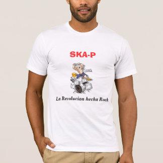 Ska-P. La Revolucion hecha Rock T-Shirt