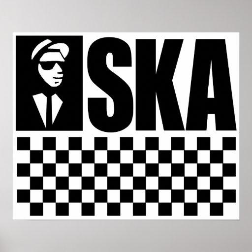 Ska Poster