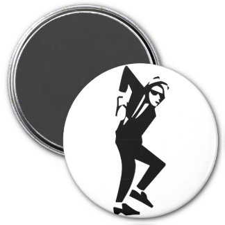 Ska Rude Boy Dancing Magnet