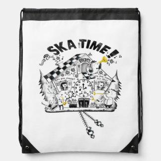 Ska Time Cuckcoo Clock Rucksacks