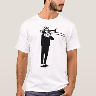 Ska Walt Jabsco Trombone 2 Tone T-Shirt