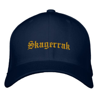Skagerrak Embroidered Hat