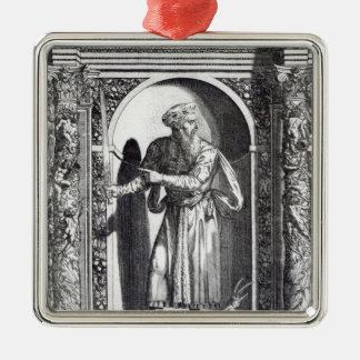 Skanderbeg Christmas Ornament