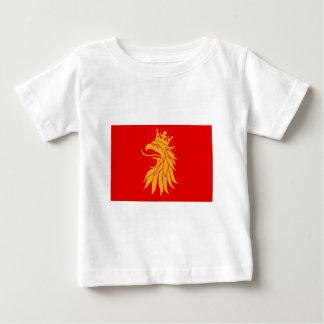 Skåne län flag baby T-Shirt