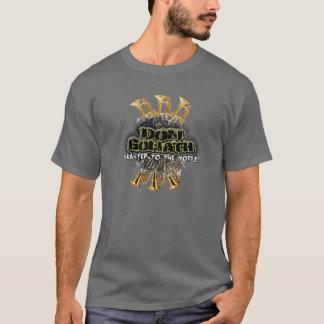 """Skastep to the World!"" T-Shirt"