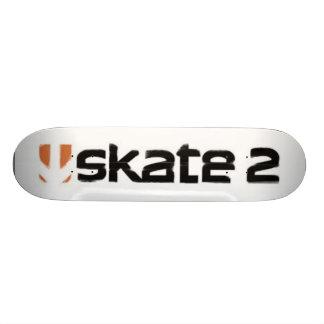 skate 2 skate board decks