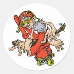 Skate 43 stickers