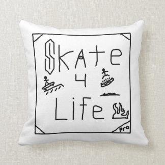 Skate 4 Life Cushion