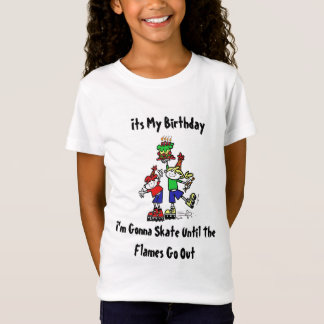 Skate Birthday T T-Shirt
