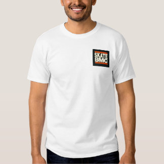 SKATE BMC Logo on Front Only Tshirts