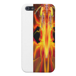 Skate board Fire Blade iPhone 5/5S Covers