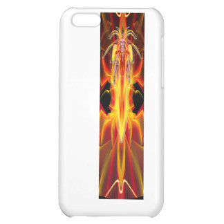 Skate board Fire Blade Case For iPhone 5C