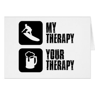 skate board therapy designs greeting card