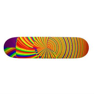 Skate Borarding Deck Type 7¾ art by NAVIN JOSHI Skate Board