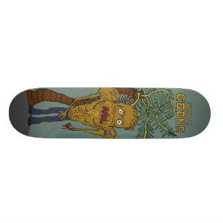 Skate Bum 20.6 Cm Skateboard Deck