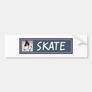 Skate Bumper Stickers