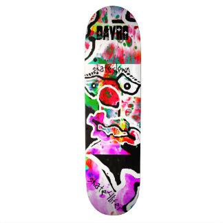 skate clown skateboard