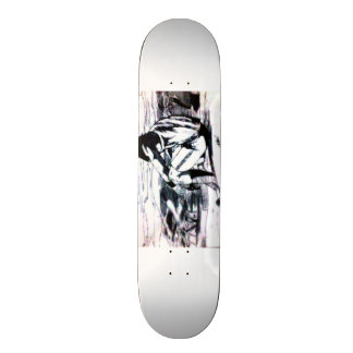skate cm done drawing the hand 21.3 cm mini skateboard deck