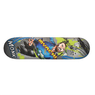 Skate Deck Monk