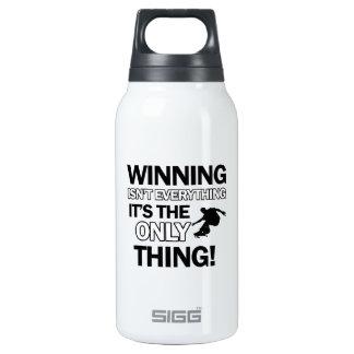 skate design insulated water bottle