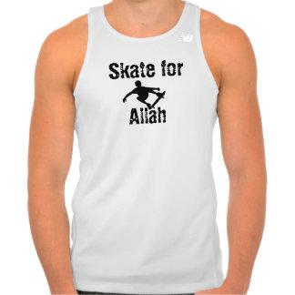 Skate for Allah Tank Top