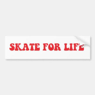 Skate for Life sticker