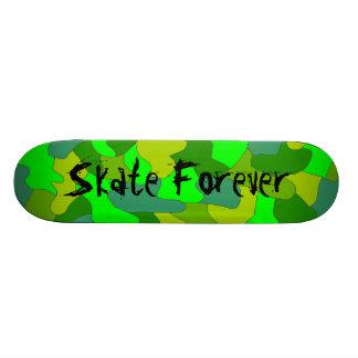 Skate Forever Skateboard