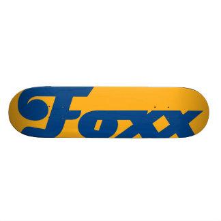 SKATE Foxx Skate Decks